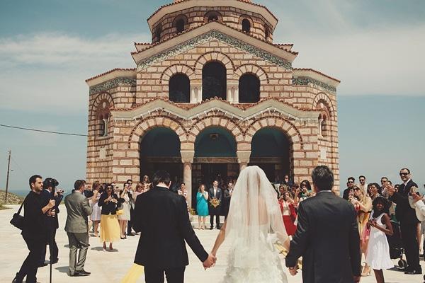 γαμος εκκλησια αγιος δημητριος συρος