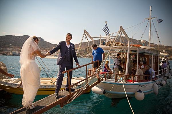 γαμος-τολο-βαρκα