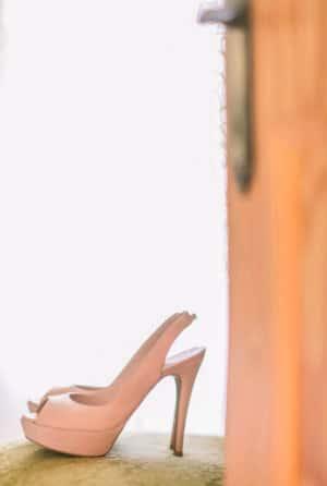 νυφικα παπουτσια prasini