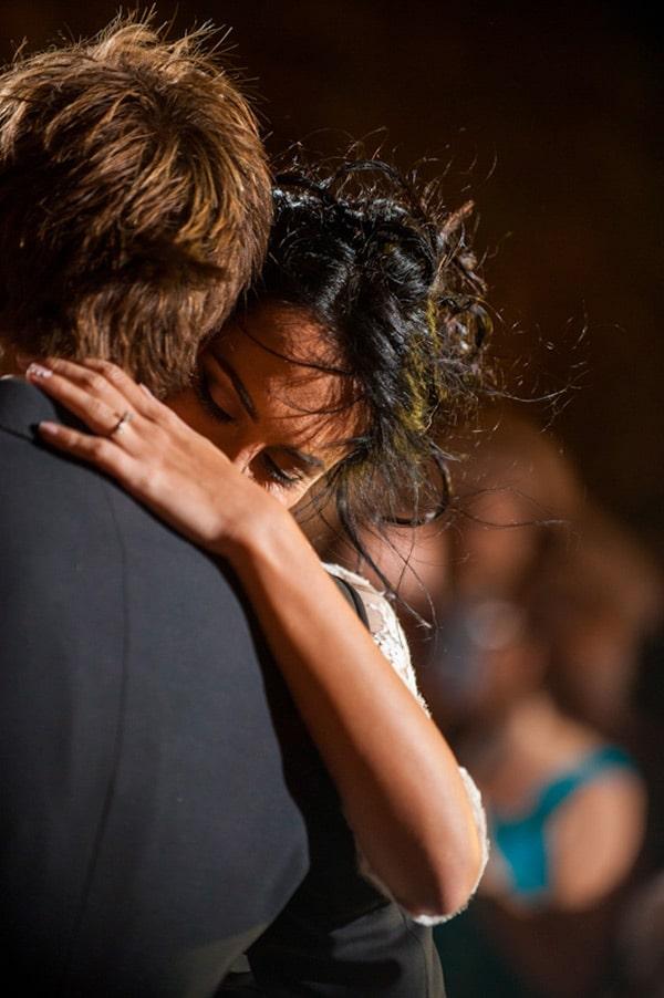 πρωτος χορος δεξιωση γαμου