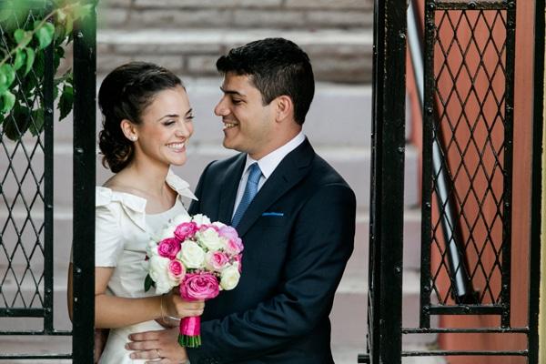 Ενας ομορφος πολιτικος γαμος στο Ναυπλιο   Γεωργια & Μανος