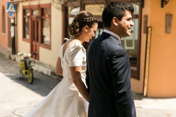 ιδεες φορεματα πολιτικος γαμος