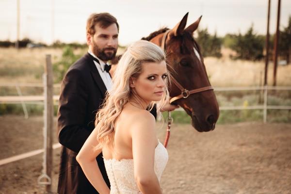 Elegant γάμος | Εύη & Αλέξανδρος
