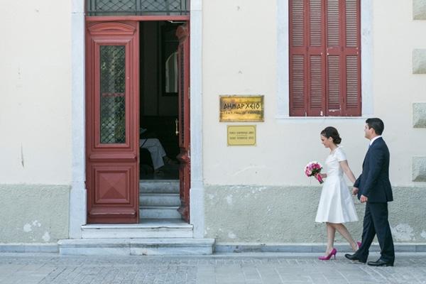 φορεμα ζουλιας γαμος