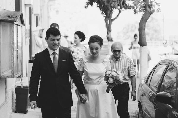 vintage κοντα φορεματα πολιτικος γαμος