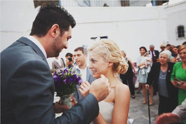 Vintage γαμος σε νησι | Εμμανουελα & Αρης