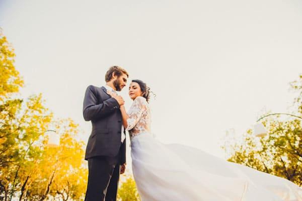 Vintage γάμος με κλασικές πινελιές | Μαρία & Σαράντος