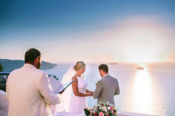 ρομαντικος-γαμος-σαντορινη