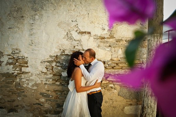 Μοντέρνος γάμος στην Πάρο | Αγγελική & Τάσος