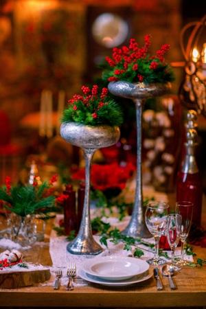 διακοσμηση-τραπεζιου-χριστουγεννα