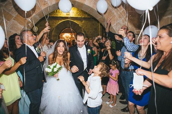 γαμος-εξοδος-εκκλησια