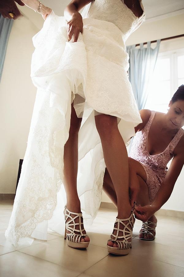 παπουτσια-γαμο
