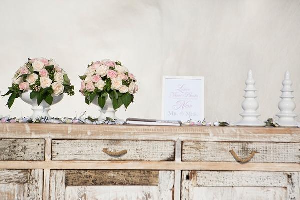 ρουστικ-διακοσμηση-γαμου