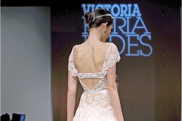Νυφικη εβδομαδα μοδας στη Νεα Υορκη | Victoria Kyriakides