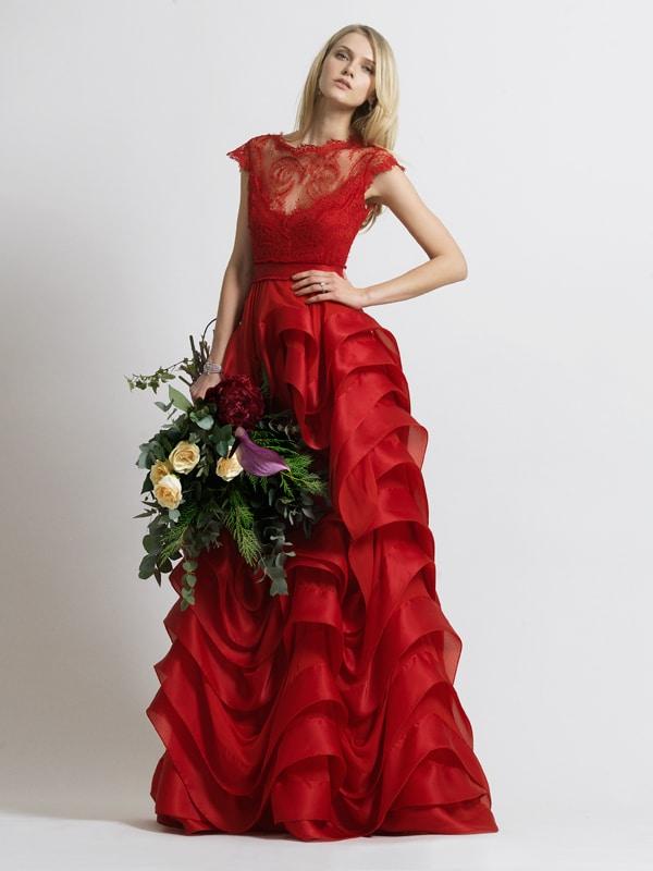 κοκκινο-νυφικο-φορεμα-κωσταρελλος