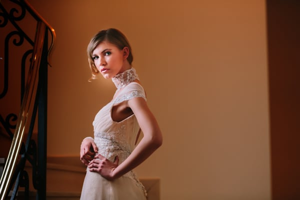 Bridal styled shoot with Victoria Kyriakides | Love4Weddings