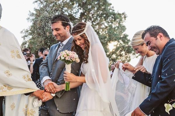 Bohemian γάμος στην Κρήτη | Αγγελική & Δημήτρης
