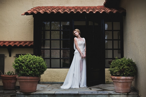 Pretty & sweet country style bridal style shoot | Love4Weddings