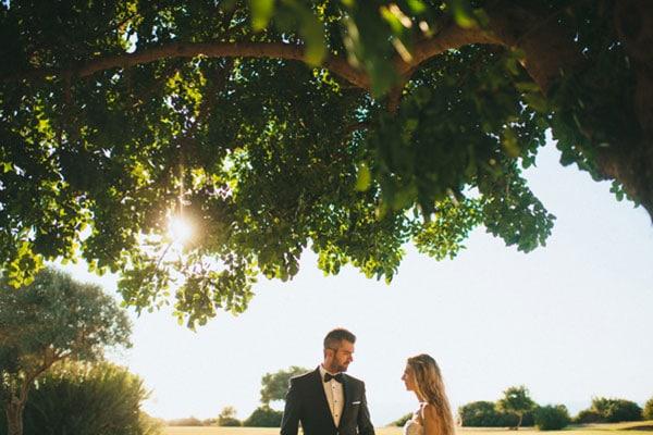 Μοντερνος γαμος στο Aphrodite Hills στην Παφο | Χαρις και Χρηστος