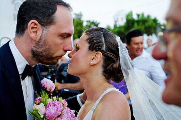 Elegant καλοκαιρινός γάμος στις Σπέτσες | Σταυρούλα & Γιώργος