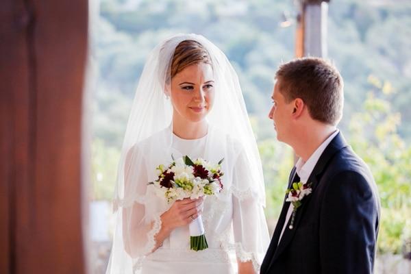 Ρουστίκ γάμος στην Κρήτη | Becca & Will