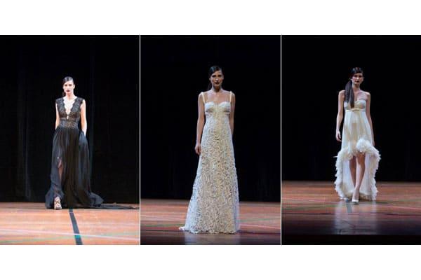 Νυφικα Αννα Ανεμομυλου Anem | bridal fashion week 2014