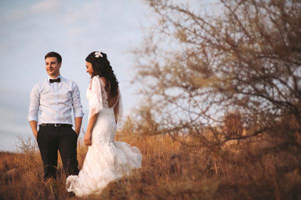 Ονειρεμενος ρουστικ DIY γαμος | Μαρινα & Σταυρος