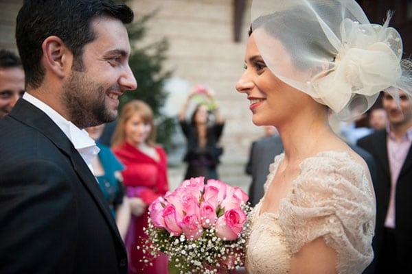 Ρομαντικος γαμος στην Κωνσταντινουπολη | Αλεξια & Κωνσταντινος