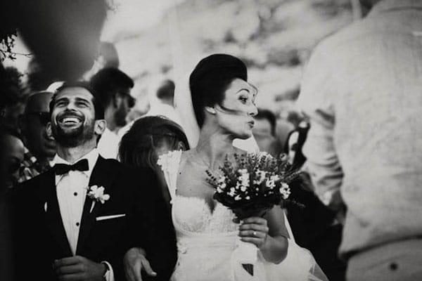 Ρομαντικός γάμος το καλοκαίρι στην Άνδρο | Κέλλυ & Γιάννης