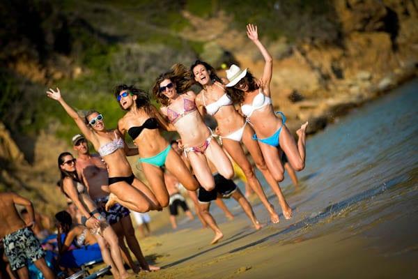 beach-partyανδρος