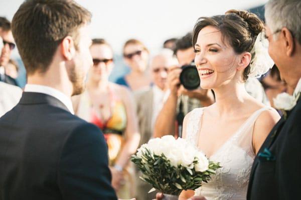 Παραμυθένιος γάμος το καλοκαίρι στη Σίφνο | Χαρά & Raul