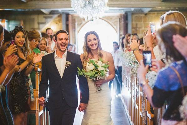Ρουστικ γαμος στη Λευκωσια | Μαρια & Χαρης