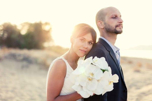 Γάμος στην παραλία στην Κρήτη | Ευαγγελία & Λορέντζο
