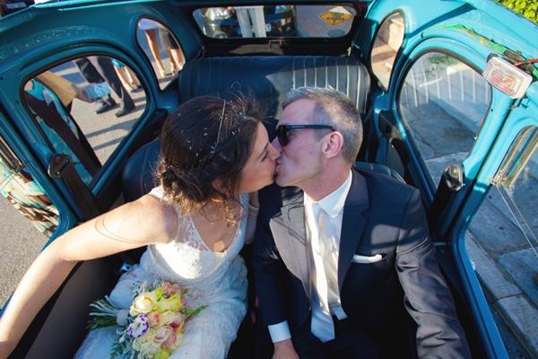 Ρομαντικός γάμος στον Πύργο Πετρέζα | Κατερίνα & Jean Baptiste