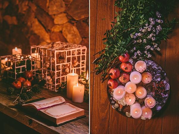 τραπέζι-ευχών-γάμος-Χριστούγεννα