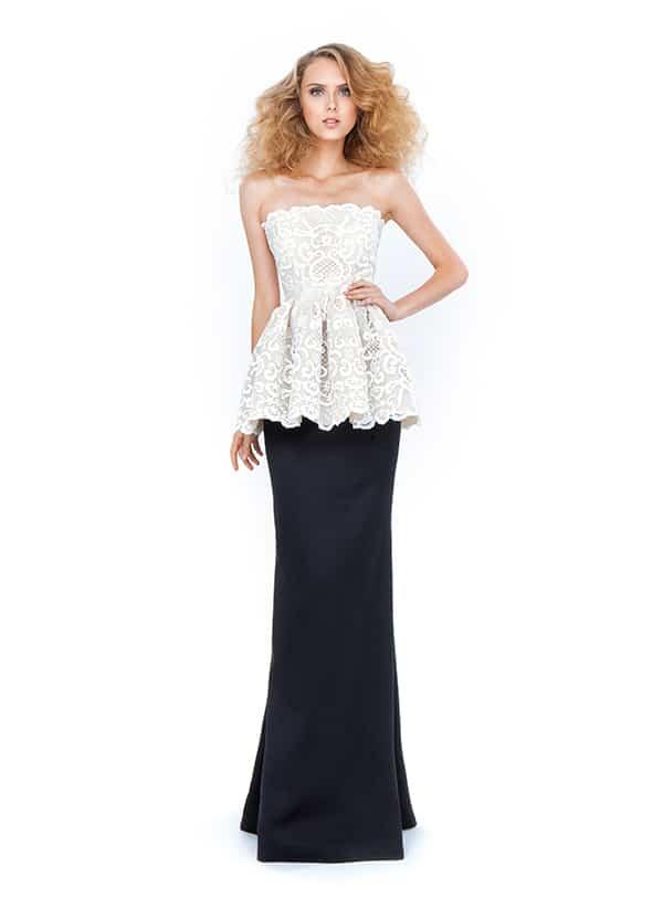 φορεματα-για-κουμπαρα-costarellos