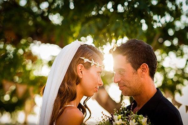 Stylish boho γάμος στην Τζιά | Μαρία & Κωνσταντίνος