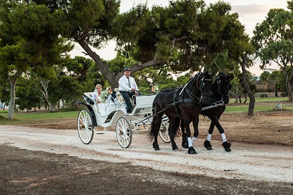Παραμυθένιος γάμος στο Ble Azure| Σάντυ & Γιάννης