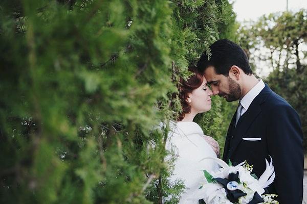 Chic vintage  γάμος στην Αθήνα | Στέλλα & Τάσος