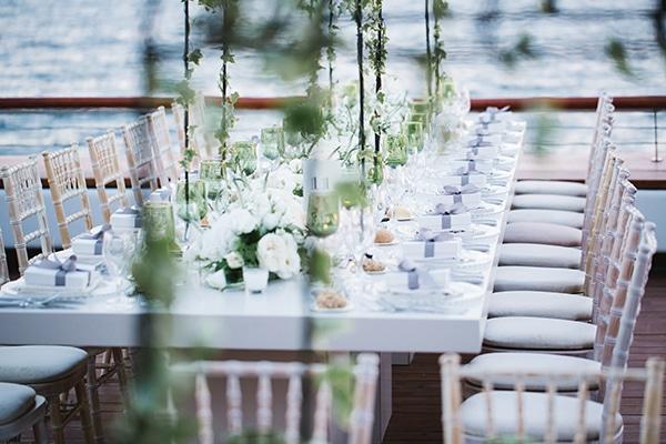 Ιδέες για elegant διακόσμηση γάμου
