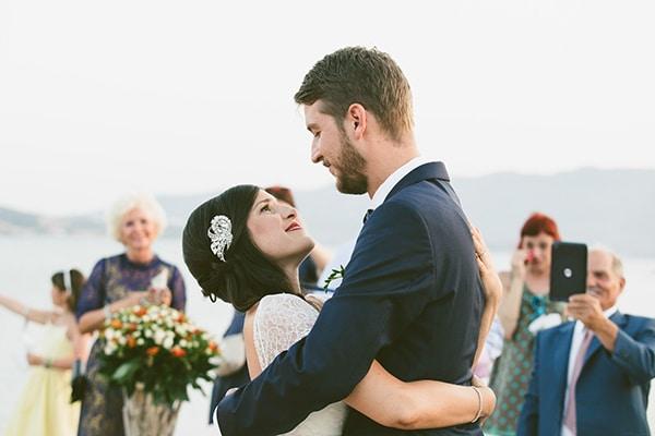 Vintage γαμος στη Μηλο|Cary & Gwen