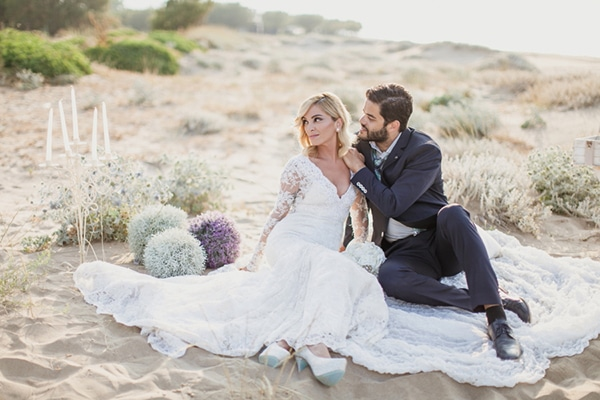 Stylish φωτογράφηση μετά το γάμο | Ντανιέλα & Δημήτρης