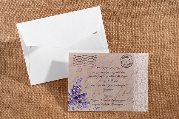προσκλητηρια-γαμου-vintage-floral