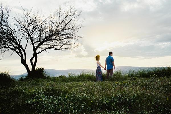 Prewedding φωτογραφηση στην Αθηνα | Ανδριανη & Βασιλης