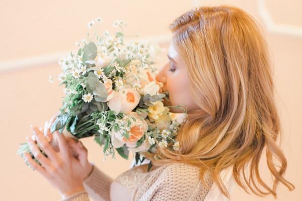 Ρομαντικη φωτογραφηση bridal boudoir