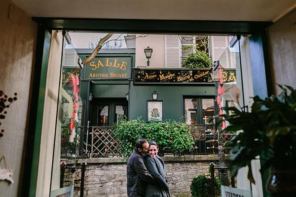 Ρομαντικη prewedding φωτογραφηση στο Παρισι |Ελενα & Αντωνης