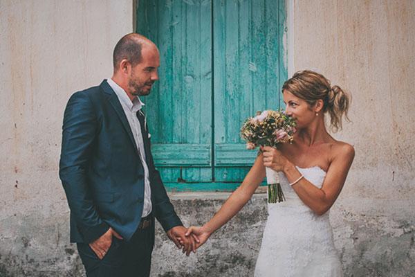 Vintage γάμος στην Ικαρία | Βάσω & Στέφανος