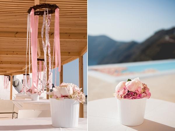 διακοσμηση-γαμου-με-ροζ-λεπτομερειες
