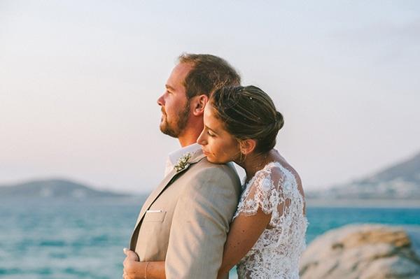 Ρουστίκ γάμος στην Νάξο | Μαριάντζελα & Γιώργος