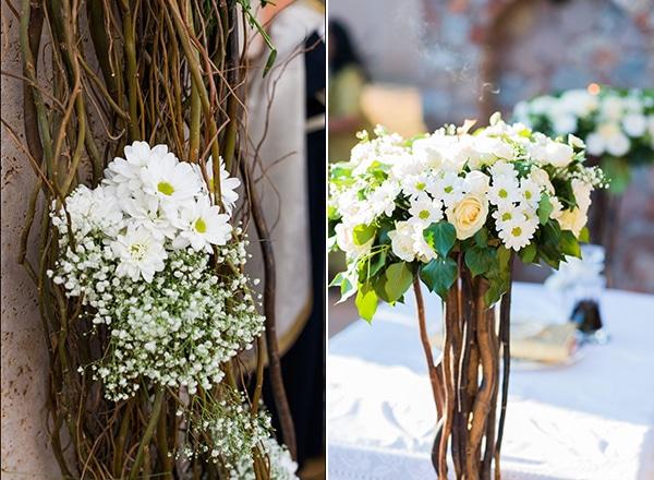 στολισμος-με-λευκα-λουλουδια